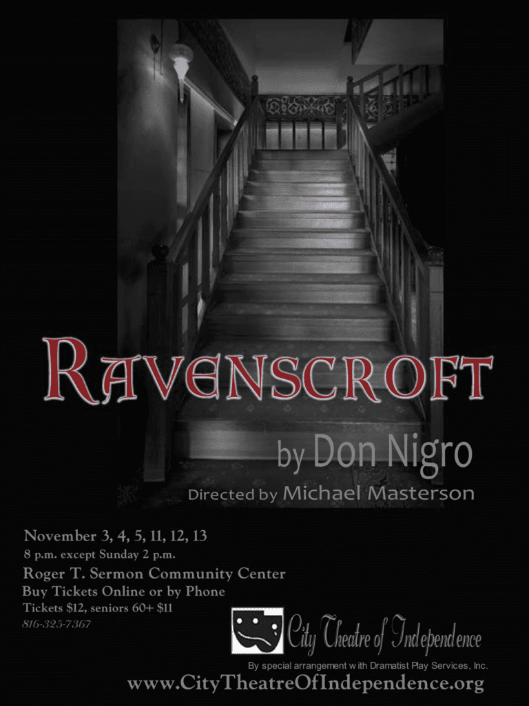 Ravenscroft Poster