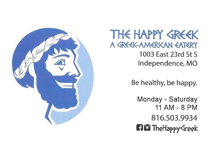 The Happy Greek