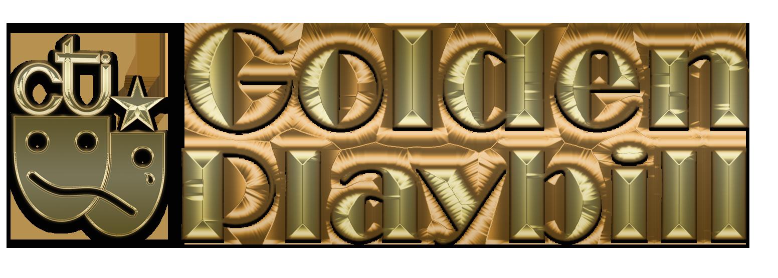 Golden Playbill