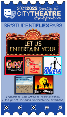 SR STUDENT flex pass